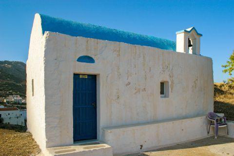 Aperi: An old chapel.