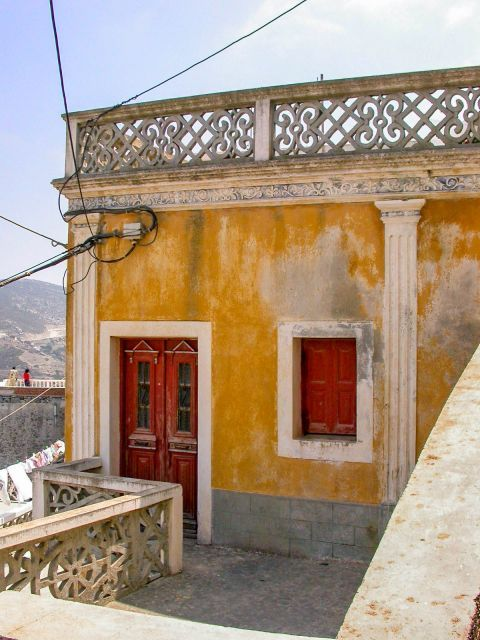 Olympos: An old mansion.