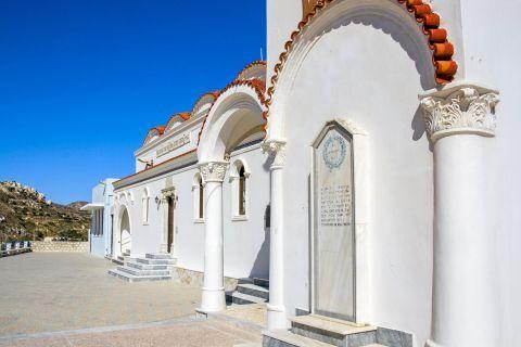 Menetes: Church of the Assumption