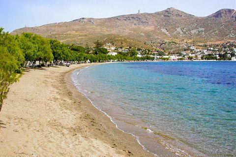 Alinda beach: Alinda beach.