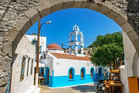 Emporios: A local church.