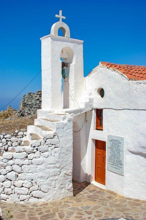 Emporios: A pisturesque chapel.
