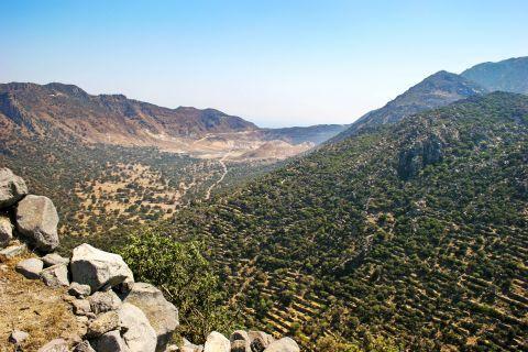 Emporios: Mountainous landscape.