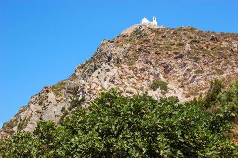 Nikia: Mountainous hill.