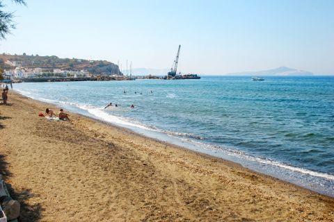 Pali Beach: Pali beach.