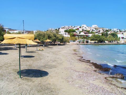 Azolimnos: Azolimnos beach