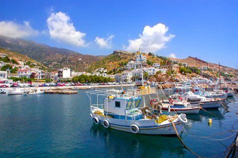 Agios Kirikos: Agios Kirikos is the capital of Ikaria as well as its main port.