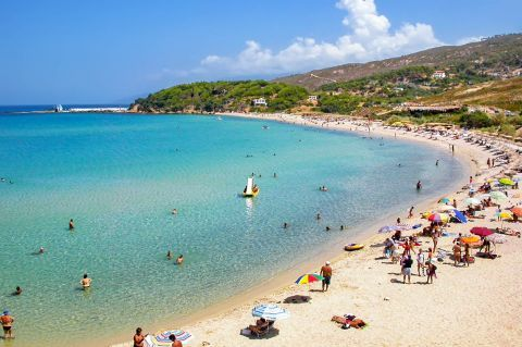 Messakti: Messakti is a quite popular beach.