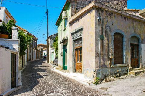 Madamados: Old buildings.