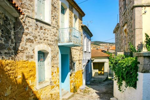 Madamados: Traditional, stone-built houses.