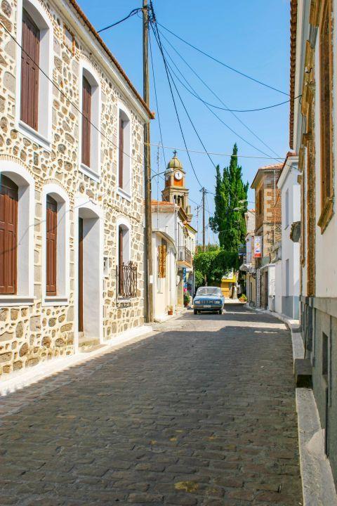 Madamados: Unique achitecture and picturesque narrow alleys.