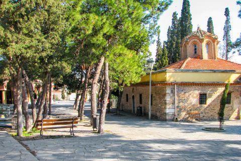 Old Town Ano Poli: Monastery of Vlatadon