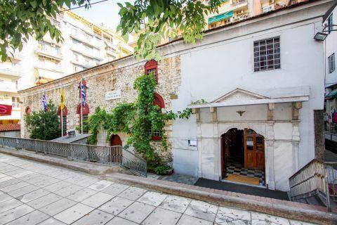 Egnatia: Church of Ipapanti.