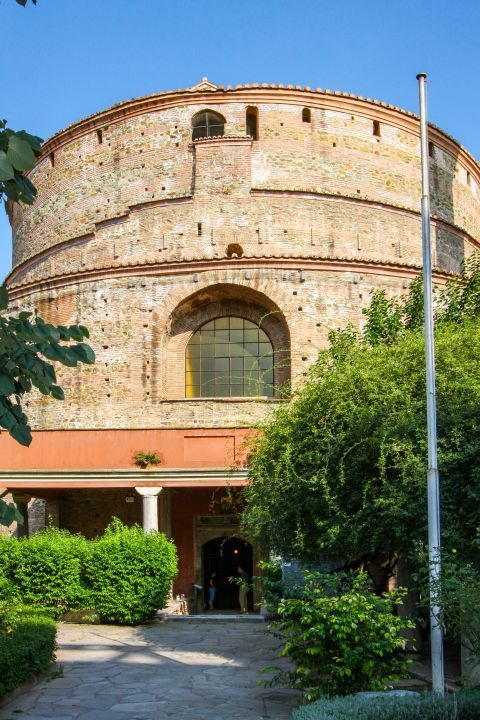 Rotonda: Rotonda has been included in the UNESCO list of the World Heritage Sites.