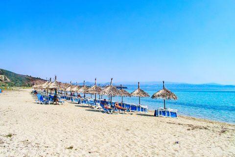 Trani Ammouda: Trani Ammouda beach