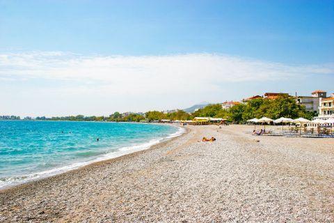 Town Beach: Tranquil beach.
