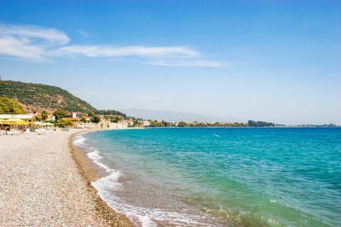 Town Beach: Amazing, blue waters.