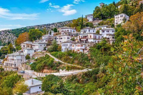 Makrinitsa: Makrinitsa village, Pelion.