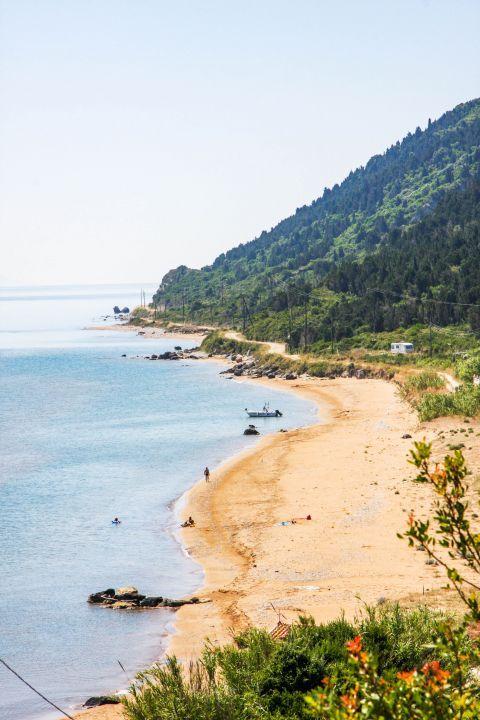 Portello: Portello Beach impresses everyone at first sight.