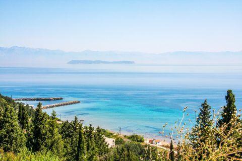 Portello: Endless sea view.