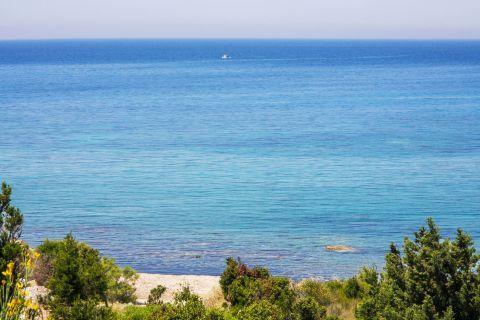 Apidies: Endless sea view.