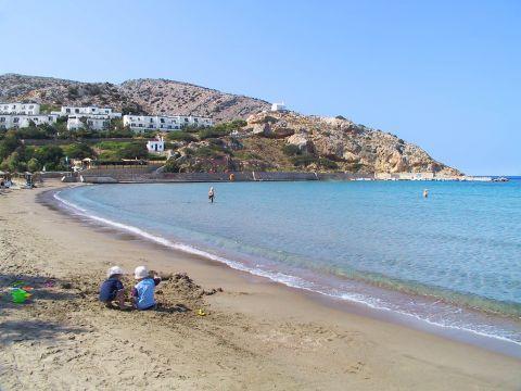 Galissas: Galissas beach