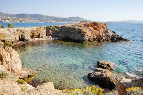 Agios Fokas: Rock formations and crystal clear waters