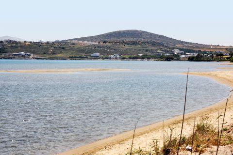 Limnes: Limnes beach