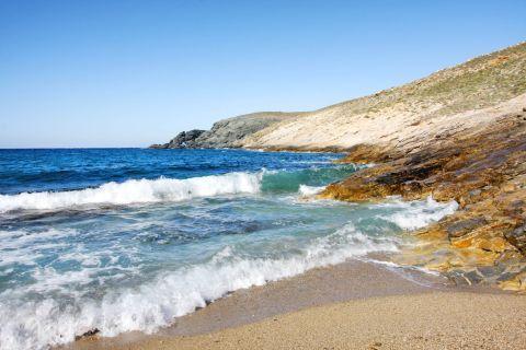 Fokos: Fokos beach