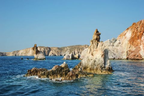 Arkoudes: Arkoudes is complex of rocky islets that stand in the middle of the sea