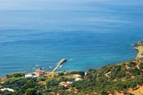 Ravdouha: Amazing sea view