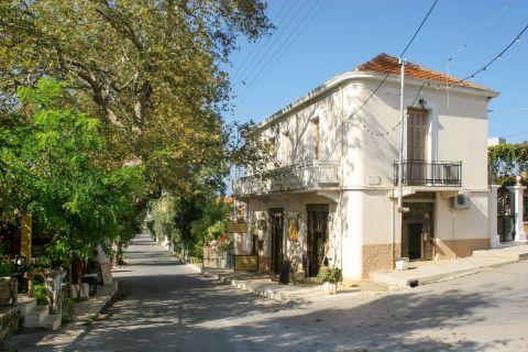 Vamos: An old house
