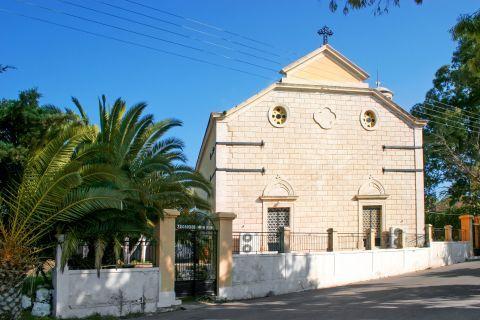 Vamos: Zoodochos Pigi Church