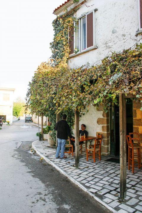 Vryses: A vintage tavern