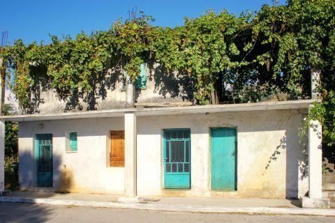 Kandanos: A traditional house