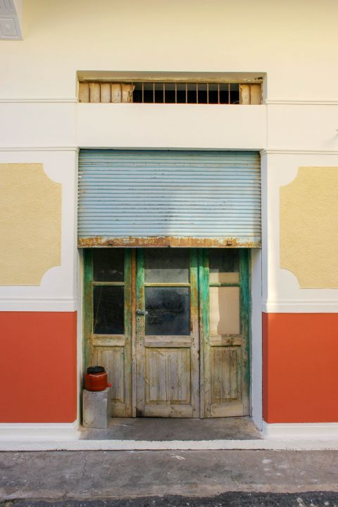 Kandanos: An old shop