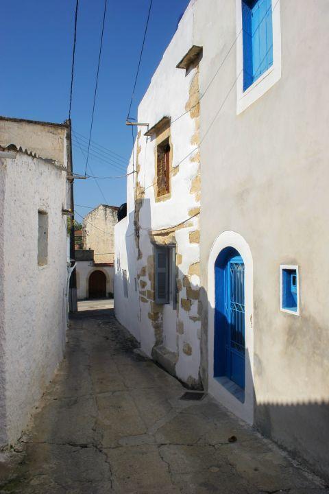 Gavalochori: Picturesque houses