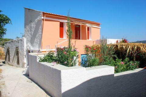 Topolia: A colorful house