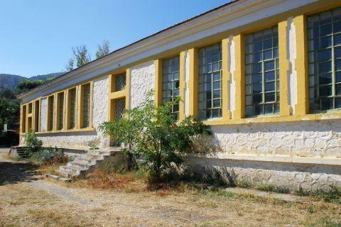 Topolia: At Topolia village