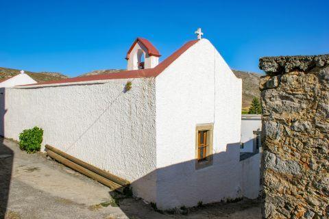 Ziros: A small church in Ziros village.