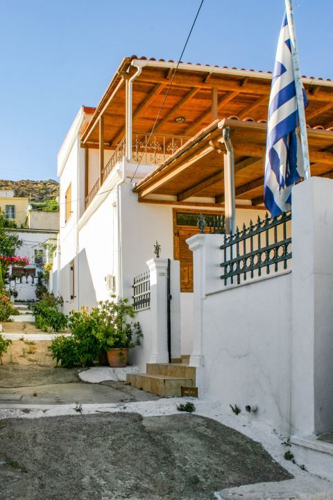 Ziros: Ziros is a typical Cretan village with traditional houses and narrow paths.