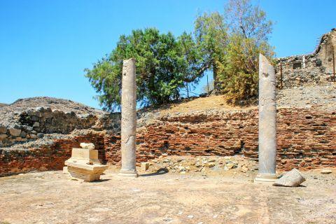 Lentas: Ancient findings