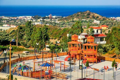 Kalithies: A local playground