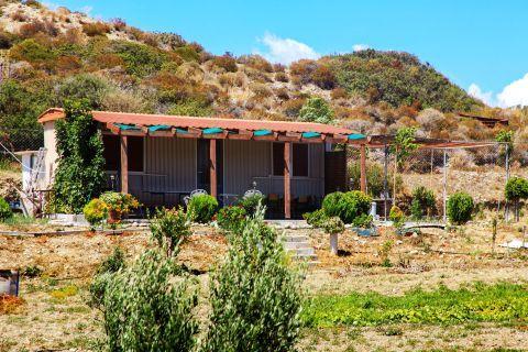 Hohlakas: Mountainous surroundings with dense vegetation.