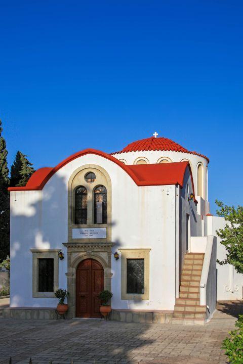 Salakos: Church of the Virgin Mary.