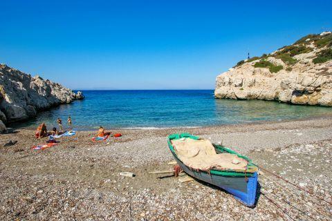 Kopria: Relaxing sea view.