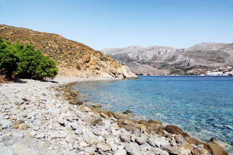 Hohlakas: Blue waters and rocks