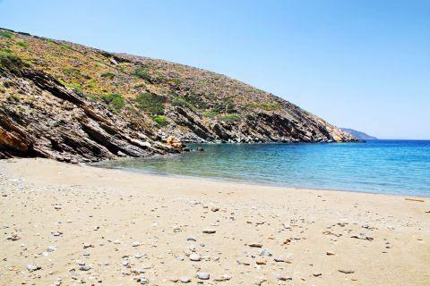 Diamoudia: An unspoiled beach