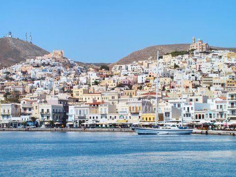 Syros Ermoupolis - Syros Villages | Greeka.com