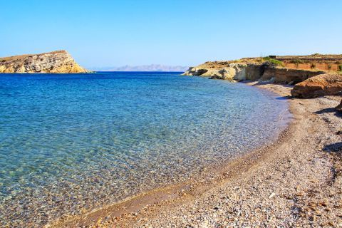 Tourkomnima: Tourkomnima beach.